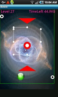 Galactic Pinball- screenshot thumbnail