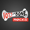 107.7 The Bone icon