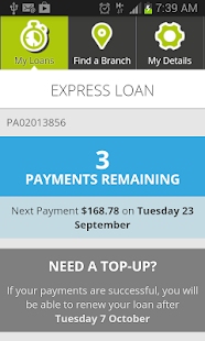 My Superloans- screenshot thumbnail