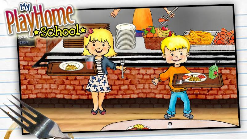 My PlayHome School Screenshot 6