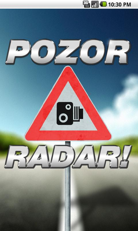 Pozor RADAR!!! - screenshot