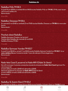 RadioBus- screenshot thumbnail