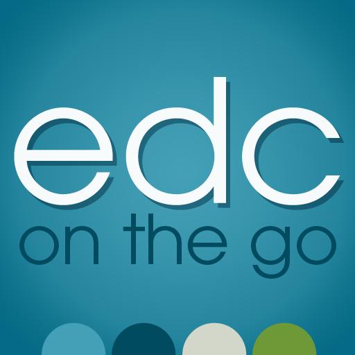 EDC on the Go LOGO-APP點子