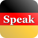 Speak German logo