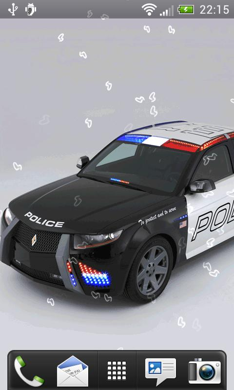 Police Cars - screenshot