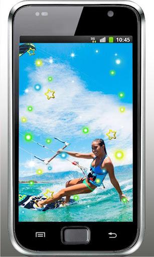 Beach Sports live wallpaper