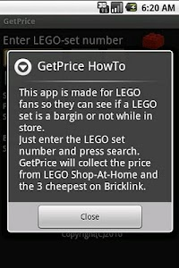 GetPrice screenshot 1