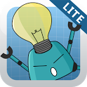 Kids Robot Puzzle Factory Lite icon