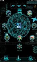 Screenshot of Next Launcher Guardian 3d