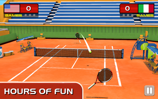 Play Tennis for PC