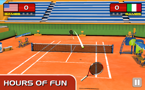 Play Tennis - screenshot thumbnail