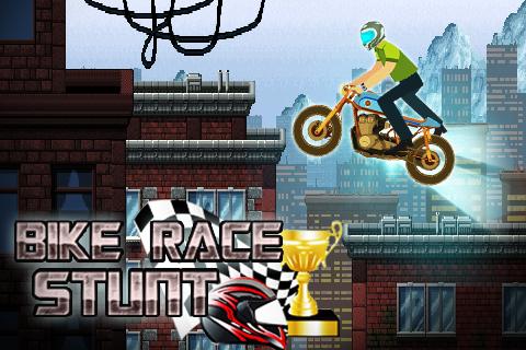 Bike Race Stunt