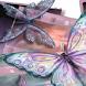 Tye Dye Butterflies LWP