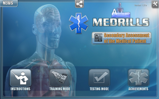 Medrills: Secondary Medical