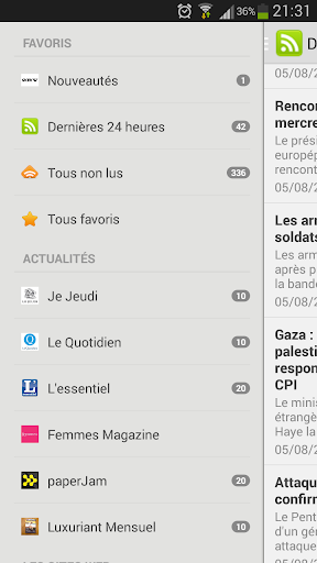 【免費新聞App】Journaux Luxembourgeois-APP點子