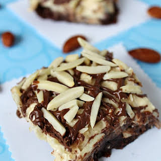 Almond Joy Brownies.