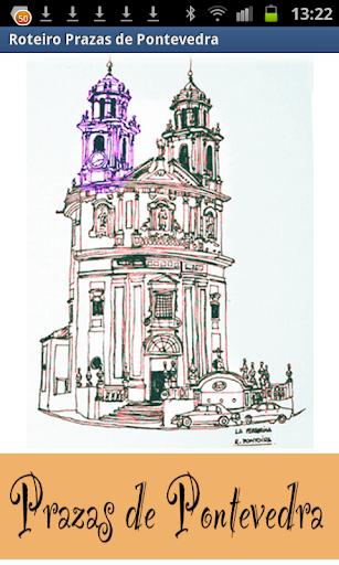 Pontevedra's squares