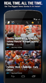 theScore: Sports & Scores Screenshot 2