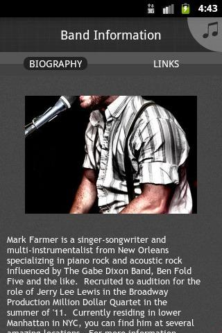 Mark Farmer - screenshot