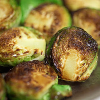 Bacony Brussels Sprouts