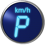 Digital speedometer: Digivel