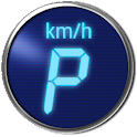 Digital speedometer: Digivel icon