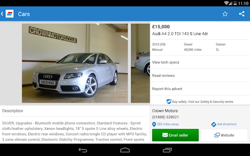 Auto Trader - New & used cars Screenshot 21