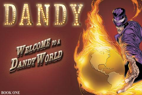 DANDY Welcome To A Dandyworld - screenshot