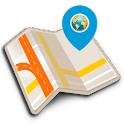 Smart Maps Offline icon