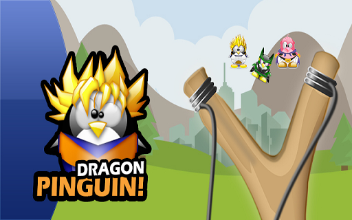 Angry Dragon Pinguin Z