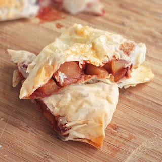 Fun with Phyllo Series – Plums.