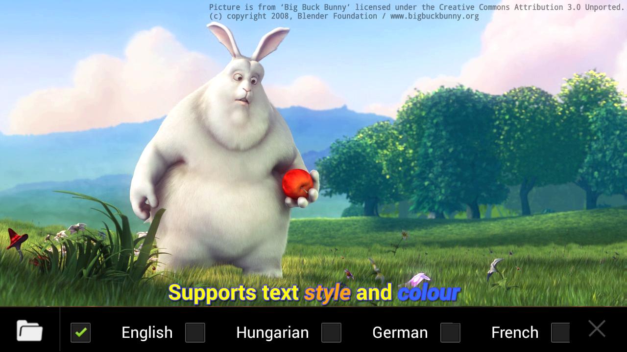 Reproductor MX - screenshot