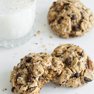 Irresistible Chewy Trail Mix Cookies.
