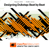Reason 6 - Designing Dubstep