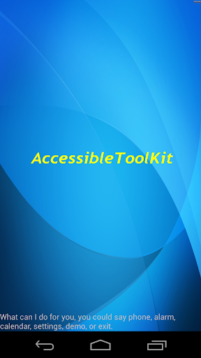 AccessibleToolKit