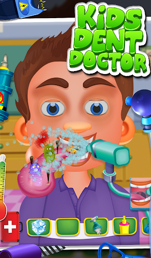 キッズデントドクター - 子供のゲーム