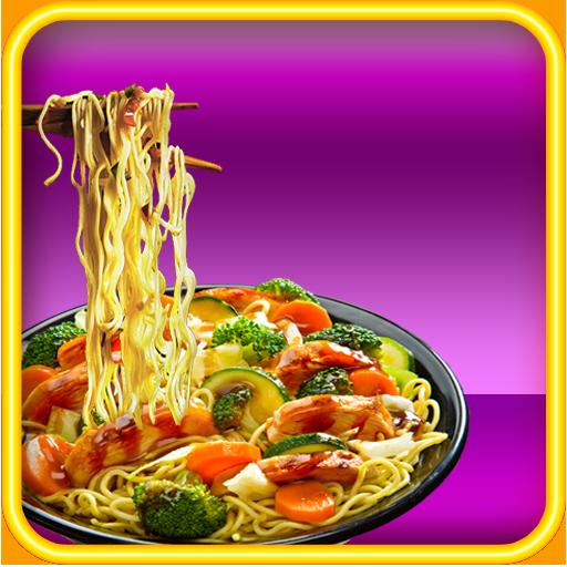 麵條生產商 - 兒童烹飪 休閒 LOGO-玩APPs