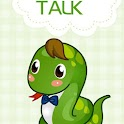 (카톡테마) 귀요미 뱀 카톡배경 icon
