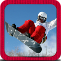 Crazy Snowboard Stunt icon