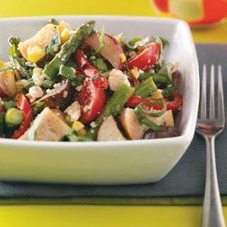 Roasted Vegetable Salad