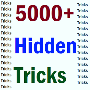 interesting hidden tricks