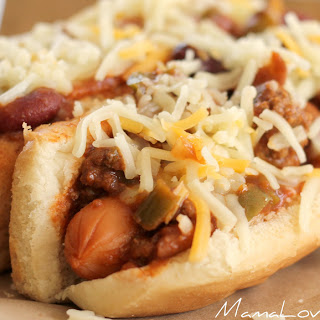 Chili Cheese Dogs.