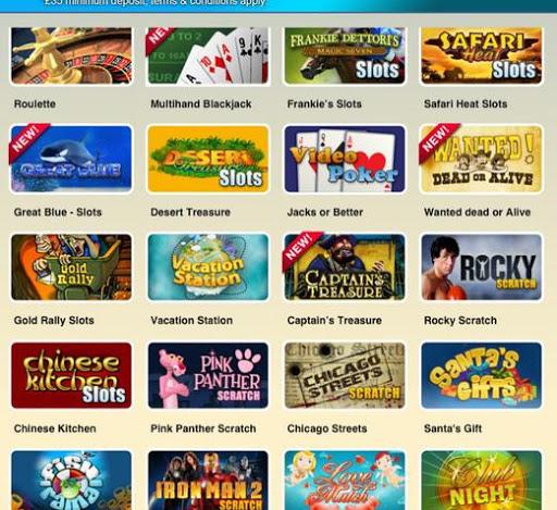 Мобильное казино на деньги онлайн с выводом