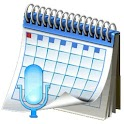 Vocal Voice Calendar Trial icon