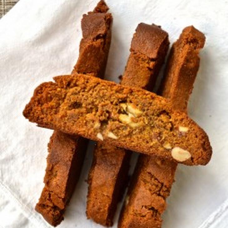 Almond & Orange Biscotti Recipe