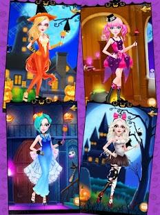 Halloween Salon: Dress Up™- screenshot thumbnail