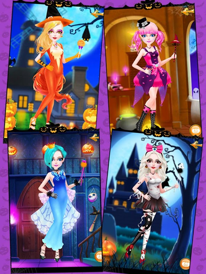 Halloween Salon: Dress Up™ - screenshot