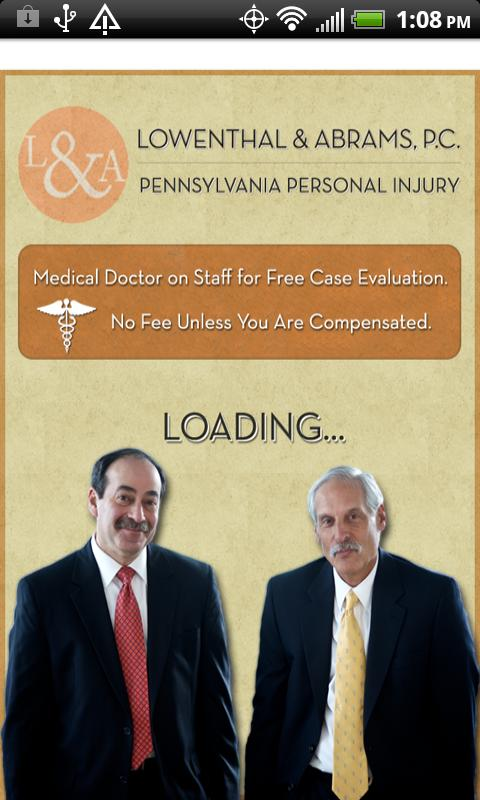 Pennsylvania Personal Injury- screenshot