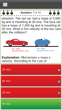 GCSE Physics 6.0.1 screenshot 1094883