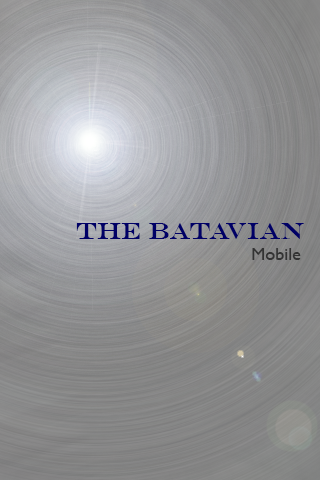 The Batavian Mobile - screenshot
